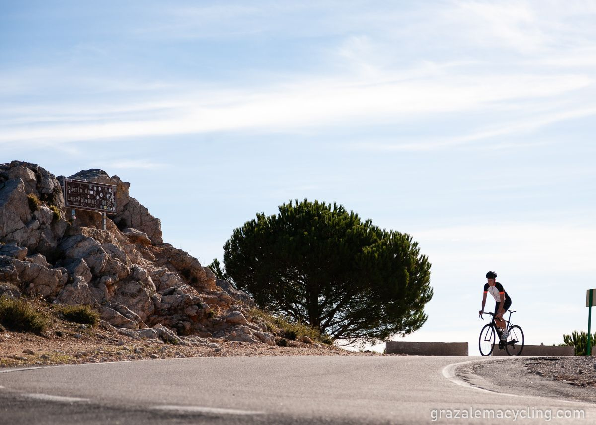 Cycling in Andalucia (southern Spain)