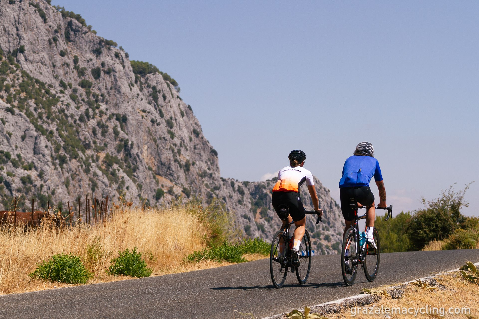 Fietsen in Andalusie (Spanje)